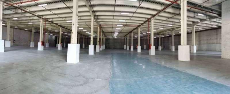 独门独院钢构厂房出售总面积8500平方