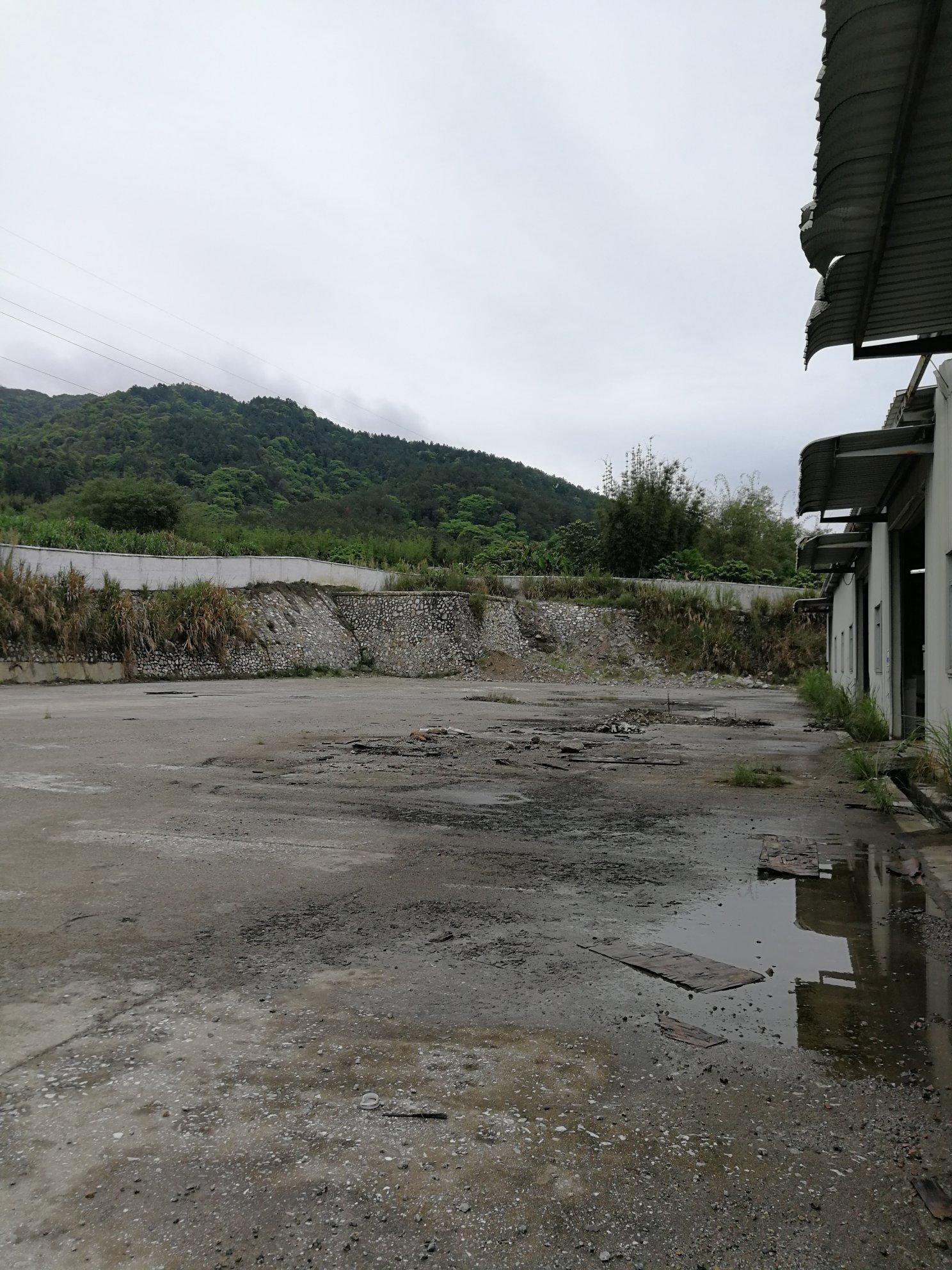 广州从化温泉大道边500亩农地出售已报建10000平可做休闲