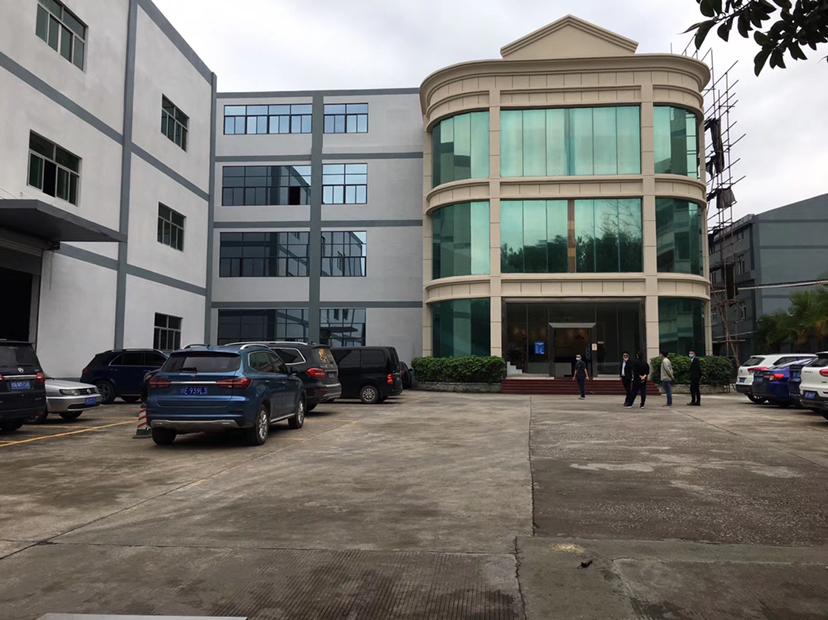 龙岗五联原房东独院厂房分租,独栋1-3层4500平米,