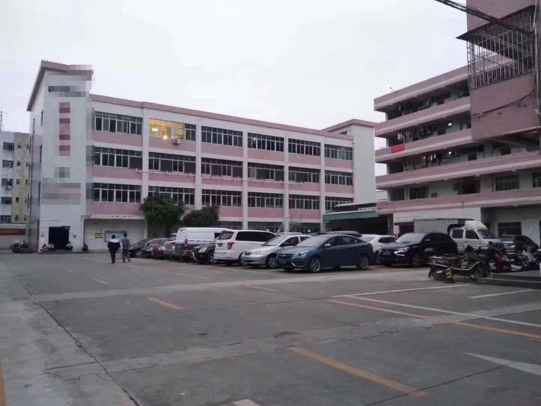原房东观独栋厂房1-4层5000平可分层租单层面积1250平