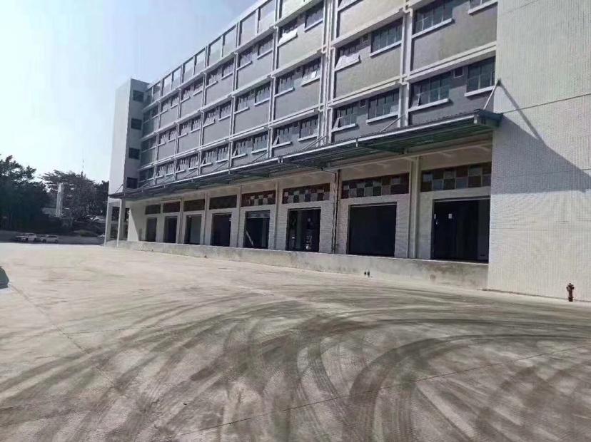 平湖物流仓20000平米有卸货平台仓库出租