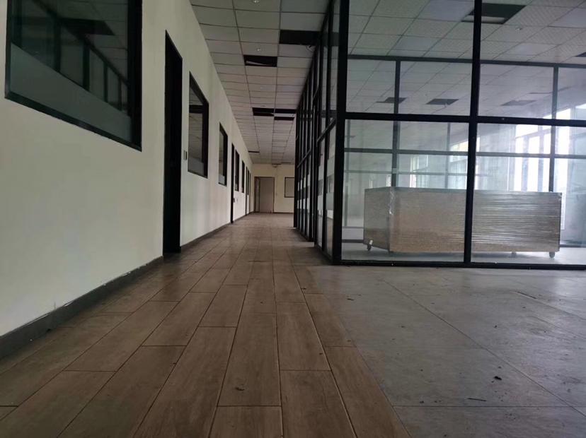观澜福民龙观快速边带红本原房东厂房楼上2000平实际面积出租
