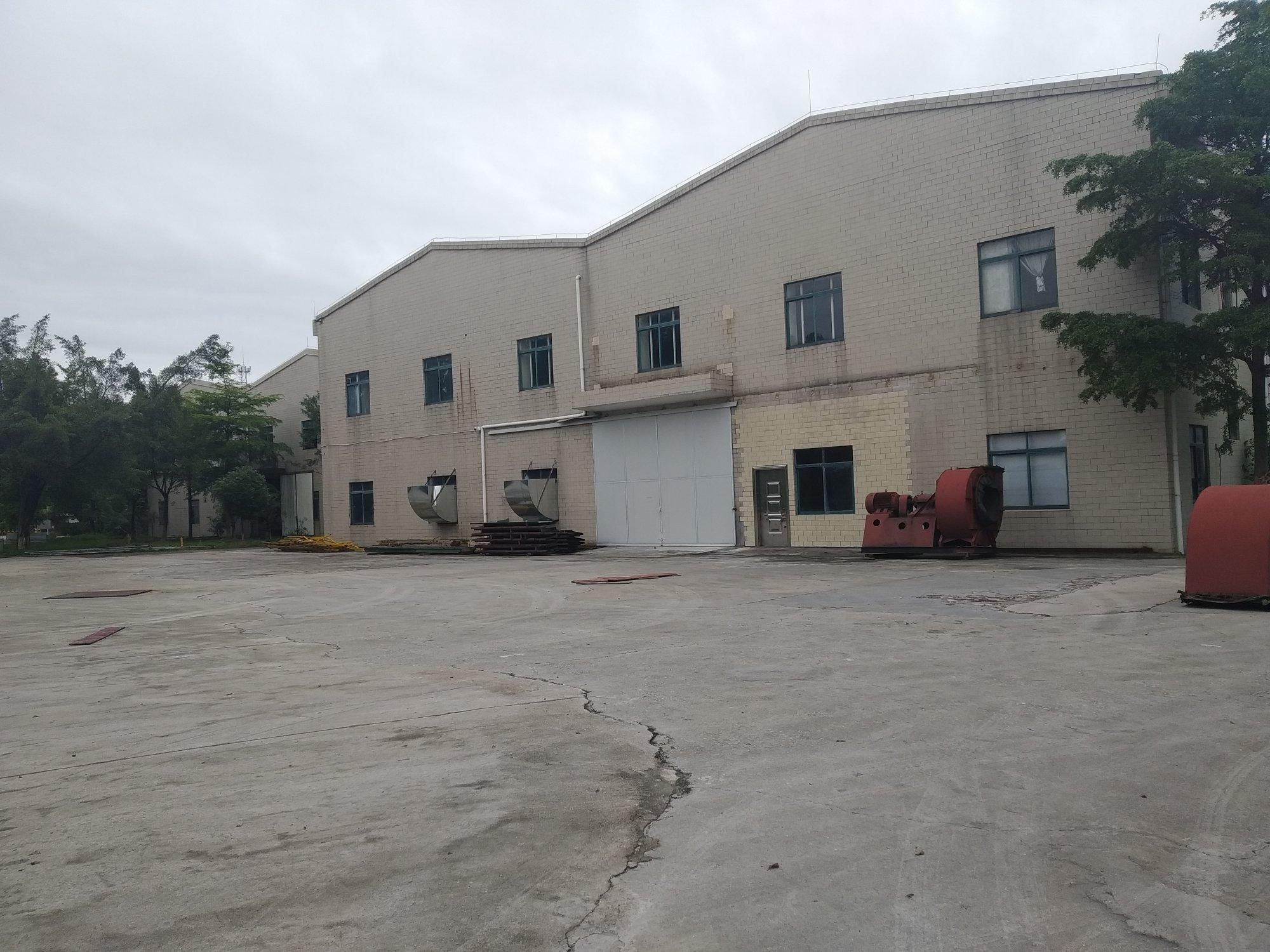 单一层物流仓库14万平方,大小可分租,靠近八方物流园