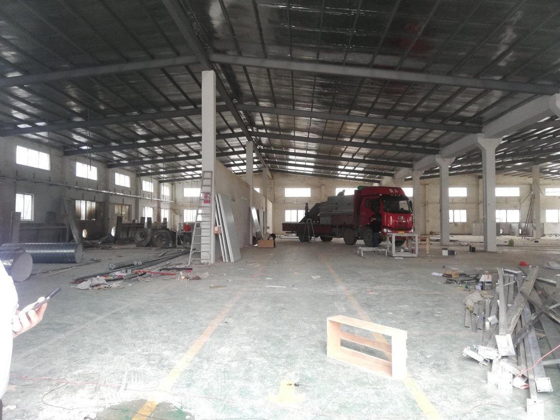 惠阳新圩长布原房东独院钢构一楼4000平米厂房出租-图2