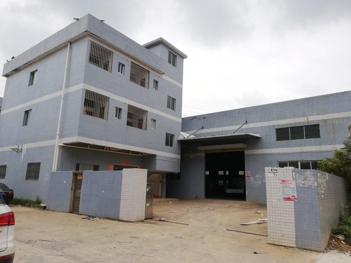 惠阳新圩长布原房东独院钢构一楼4000平米厂房出租