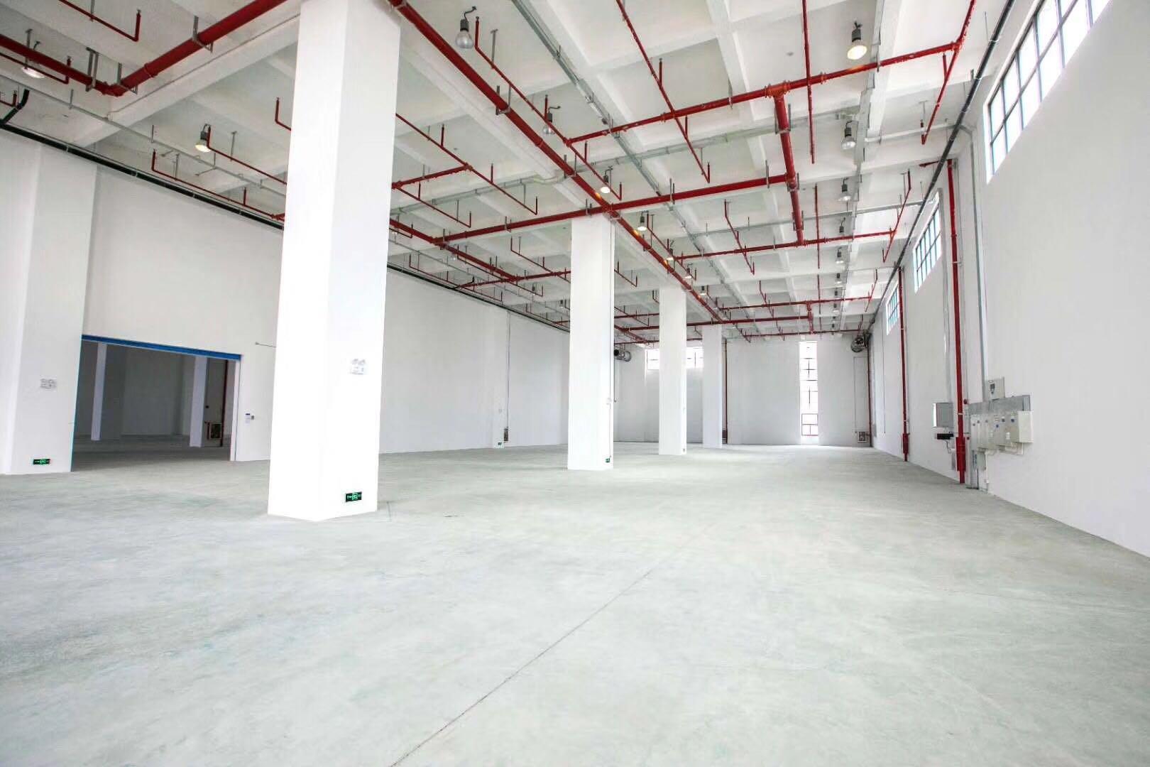 广州花都,大型物流园,含各式各样仓库,按需求搭配,形象非常A