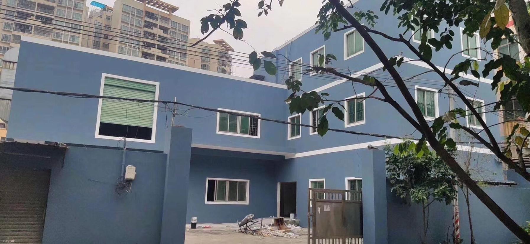 坪山秀新社区经典小独院4400平电250有红本包办环评