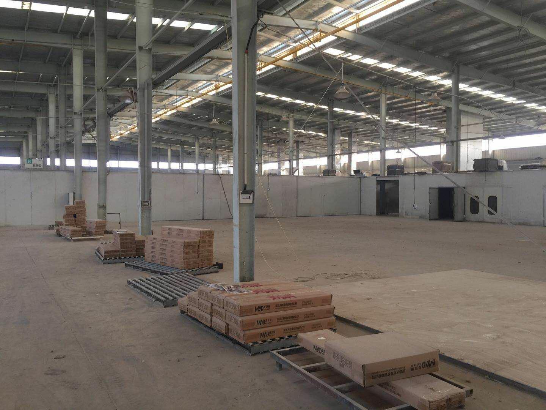 武汉周边红安开发区50000平米钢构一楼行业不限