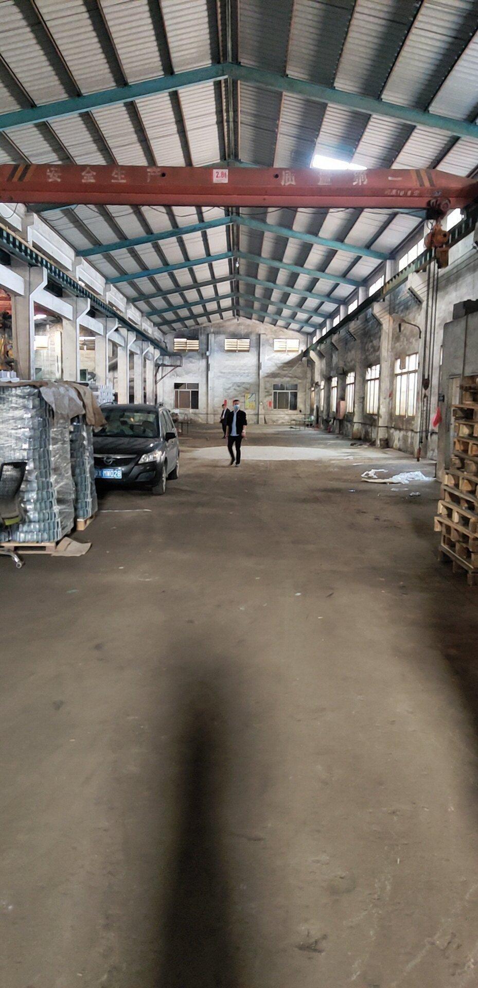 中山,大岑工业区,1200方,带现成行吊,周围环境成熟,