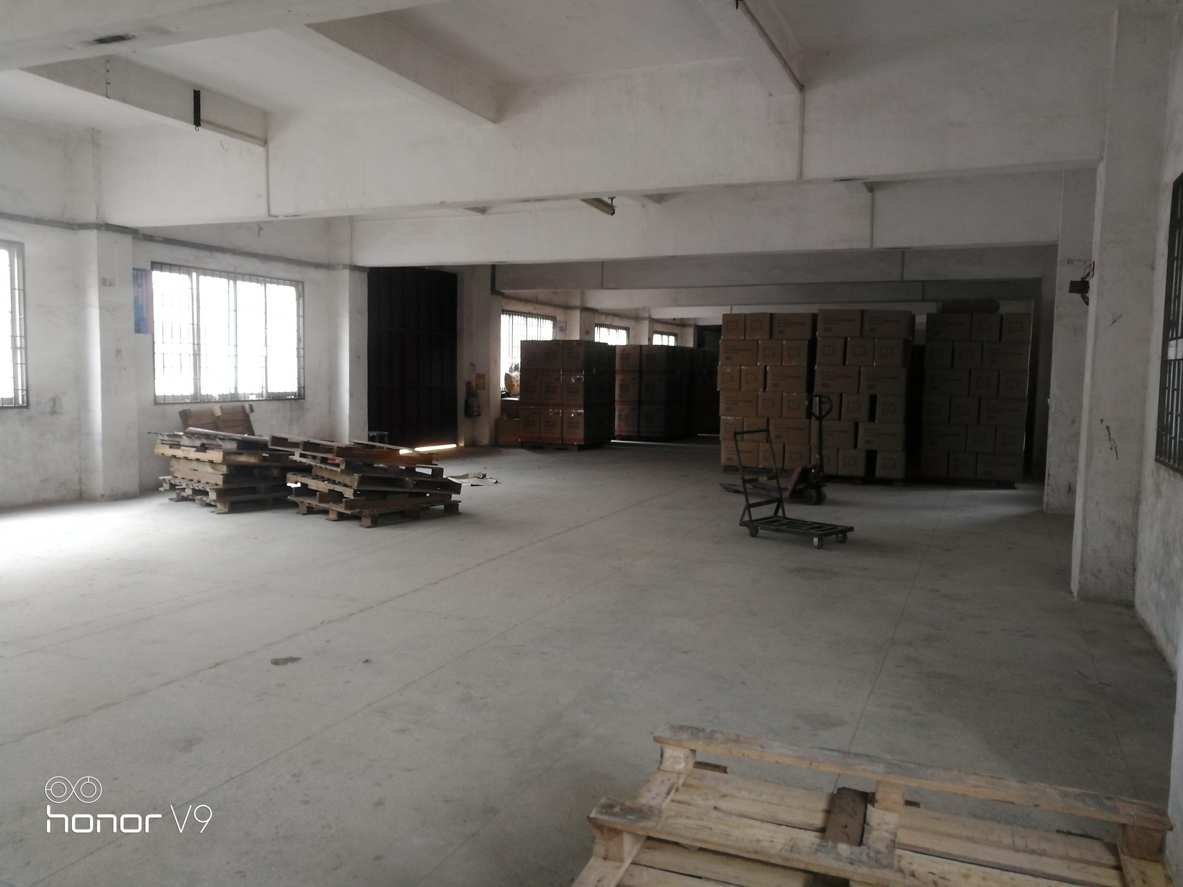 惠阳镇隆205国道边红本标准厂房一楼1500平可以办环评