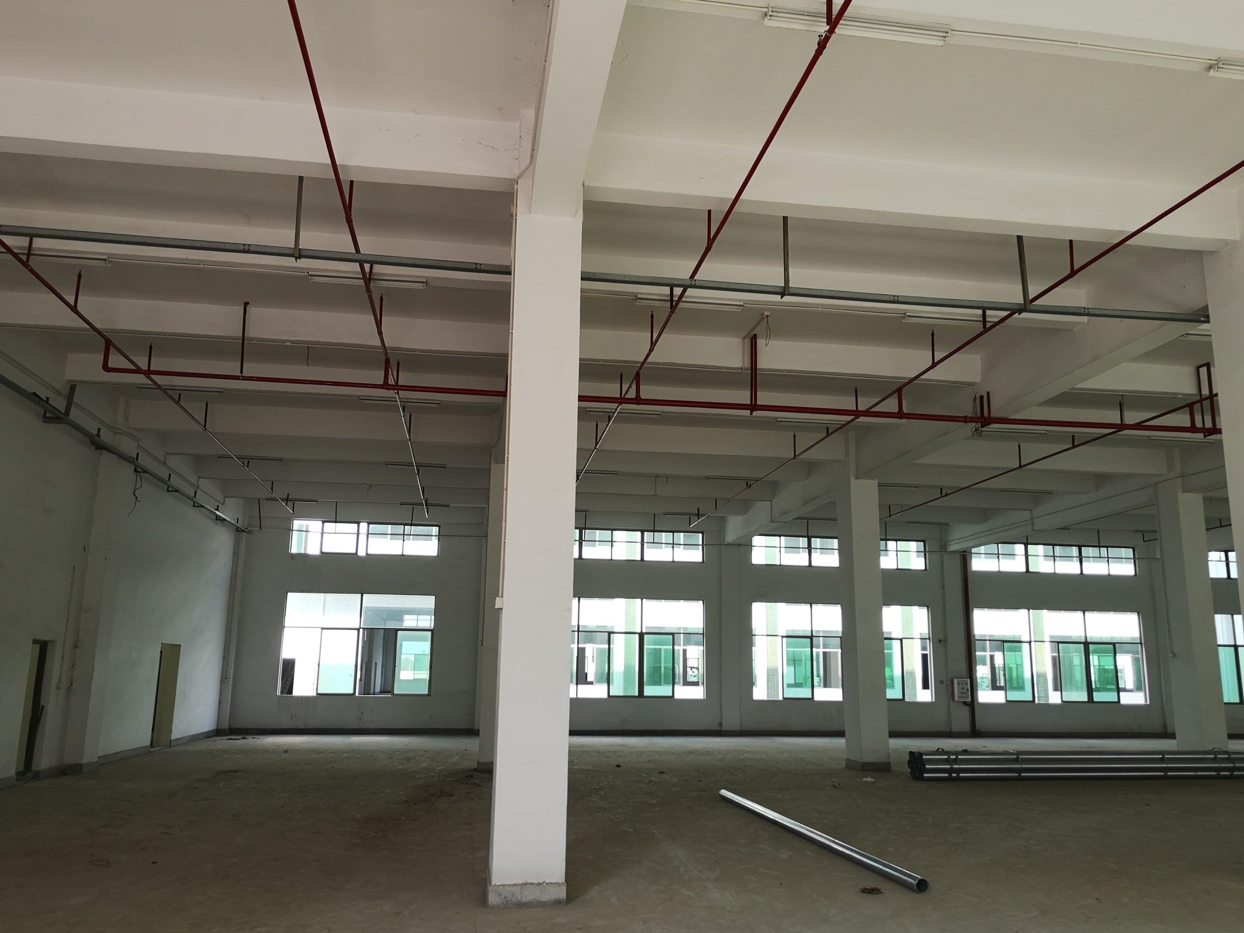 泰美镇原房东厂房出租33000方可做家具等行业