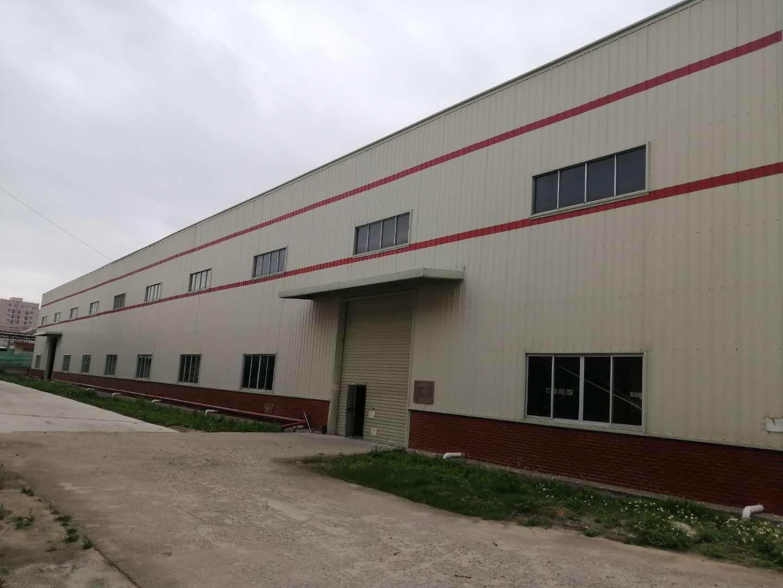 博罗县龙溪镇有现成纸箱环评滴水九米钢构厂房1600方出租