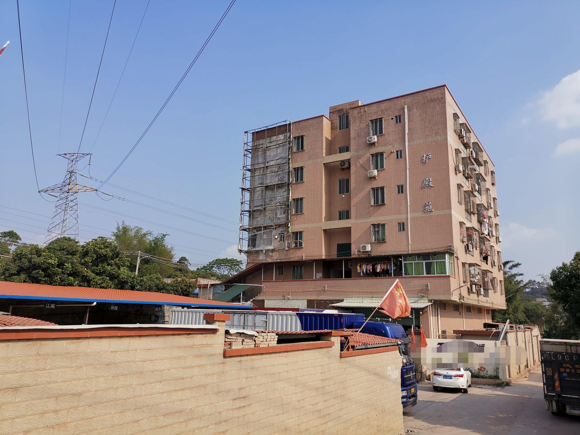惠城三环路边单层村委万博app官方下载1200平米,高速路口,仅售300万