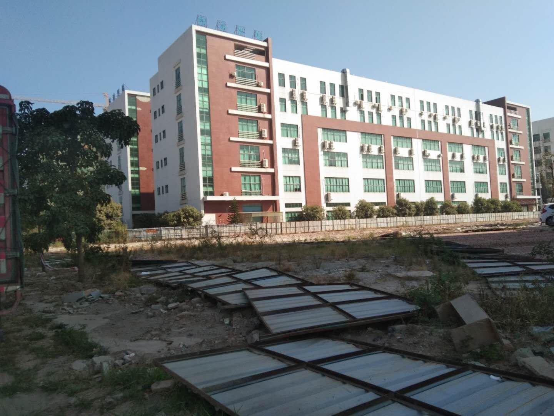 惠州永湖楼上5米高厂房2450平米出租