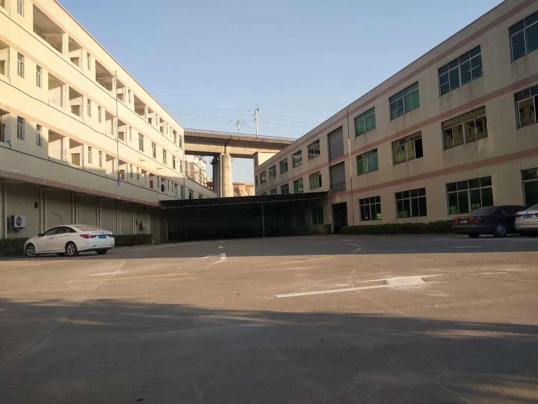 中山南朗镇占地13045㎡建筑15250㎡政府合同厂房出售