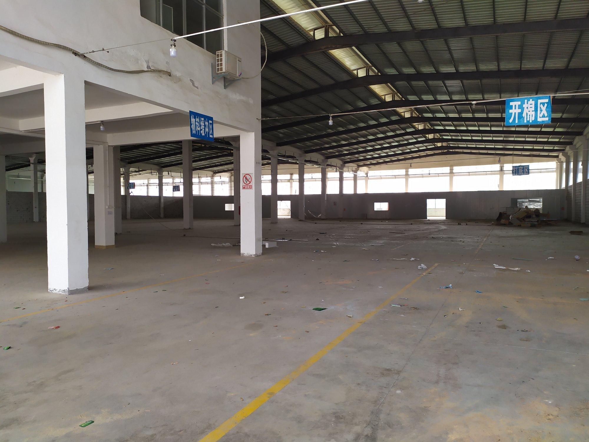 惠东县稔山镇滴水7米钢构厂房2100平方