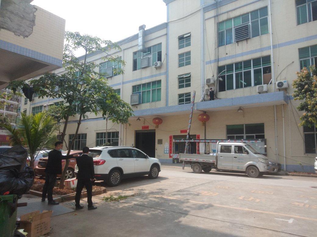 观澜梅观高速出口新出原房东一楼标准仓库厂房实际面积对外招租