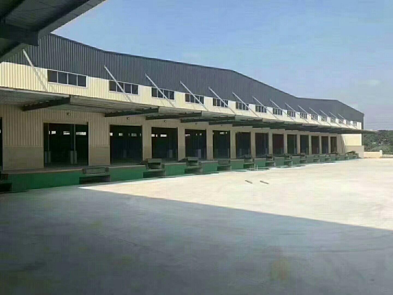 松山湖超大空地标准物流仓库17500平方带卸货平台