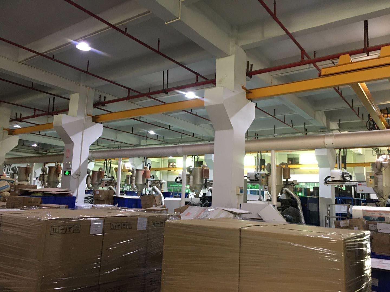 惠阳区永湖镇工业园一楼带行车1000平方招租