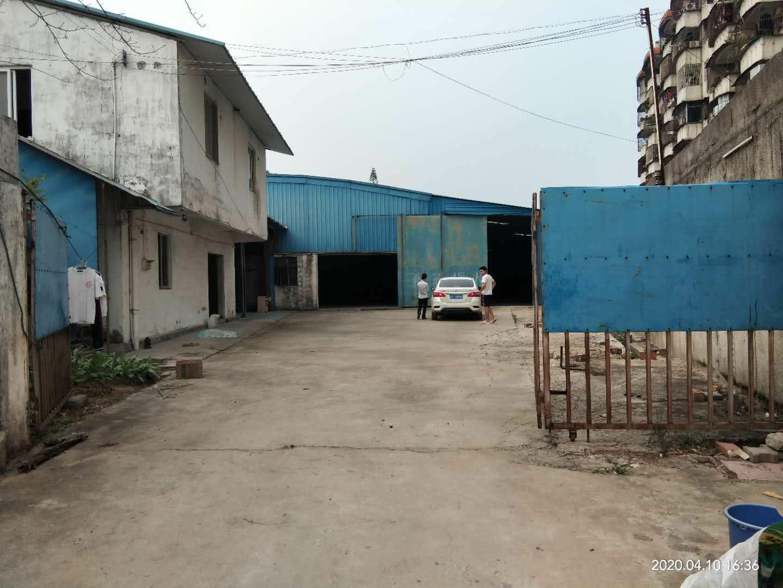 从化太平镇独院单一层厂房仓库出租2500平方交通方便靠近高速