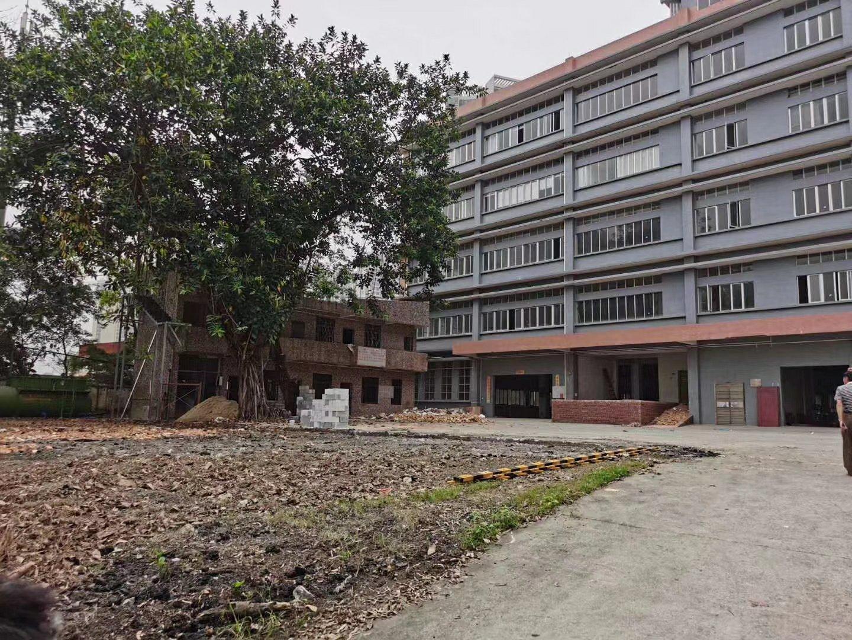 广州天河珠吉广园快速路边新出独栋1-5层厂房面积:7000平