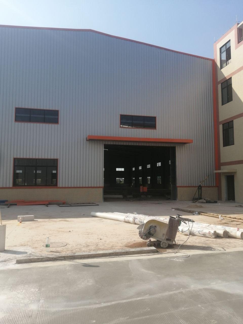 长宁镇变压器可过户的单一层钢构独院2880平方出租