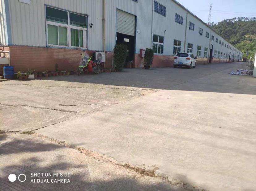 惠州市三和经济开发区3000平方高八米钢构出租
