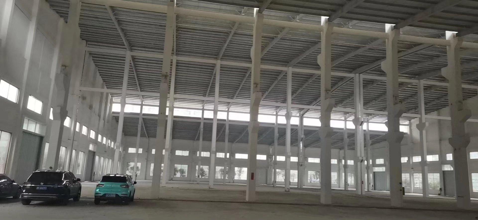 肇庆国家级高新开发园区滴水12砖墙到顶单一层厂房出售-图4
