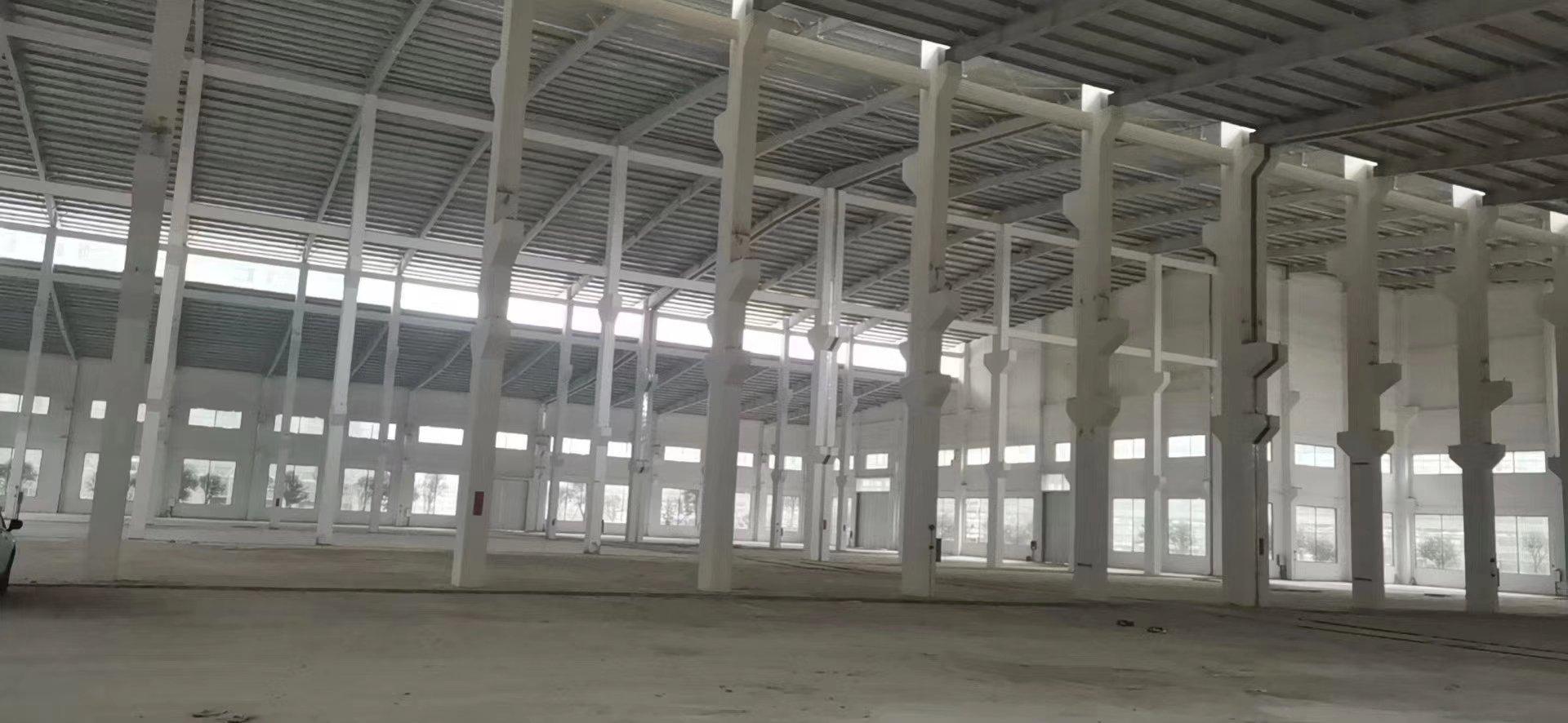 肇庆国家级高新开发园区滴水12砖墙到顶单一层厂房出售-图5