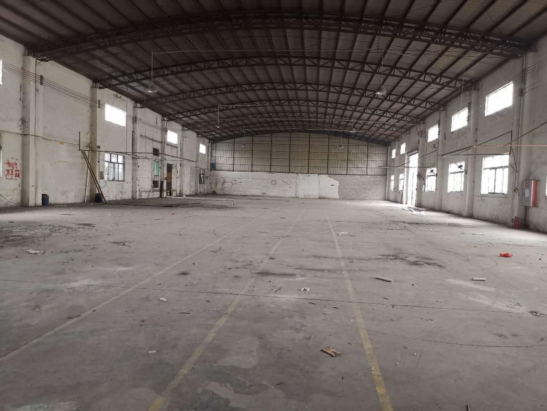中山市南头工业区单层滴水8米钢构环保带办公室厂房