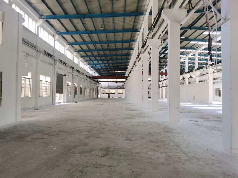 单层6000方砖墙到仓库出租合适物流电商仓