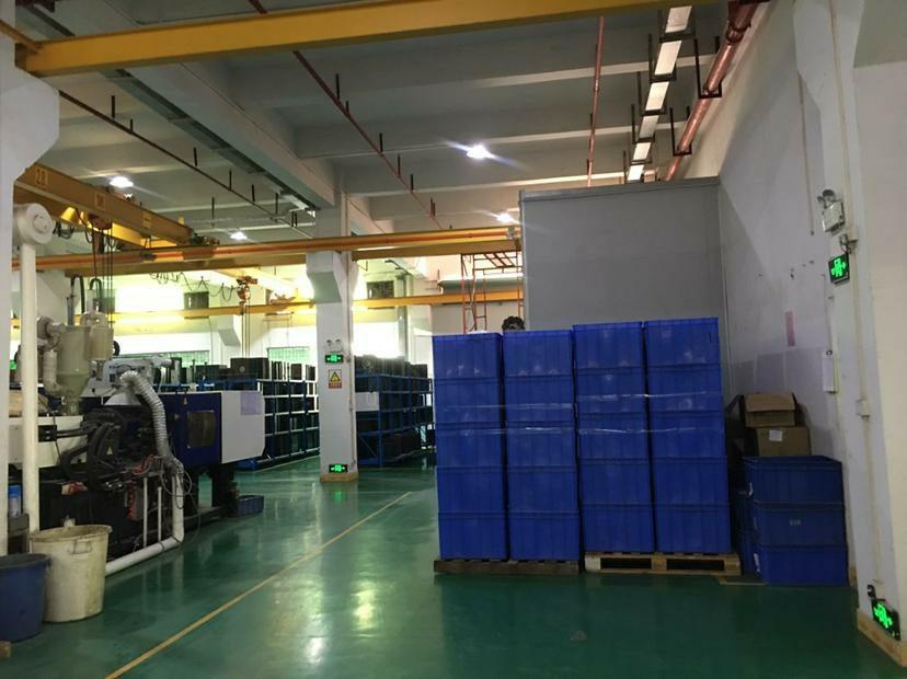 惠阳大亚湾工业园区分租一楼带牛角厂房(证件齐全)