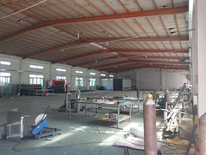 惠城区杨村新空出标准钢构厂房原房东,15000平方招租。