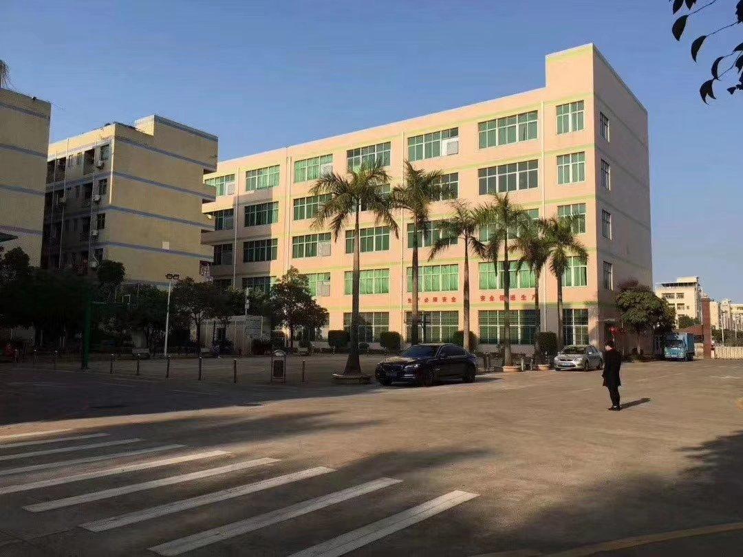 惠州市博罗县新出原房东独院标准厂房5300平方米出租