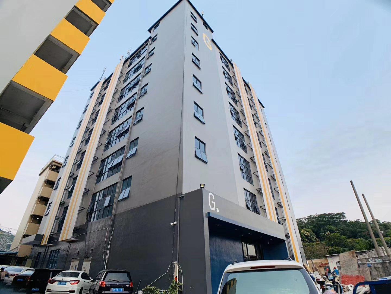 西乡固戍仓库出租单一层960平面积大小可分