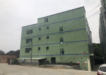 坪山坪葵新路边标准厂房一楼1100平方出租,可分租
