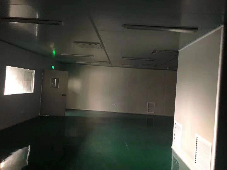 中山阜沙民众工业区楼上无尘车间3600平