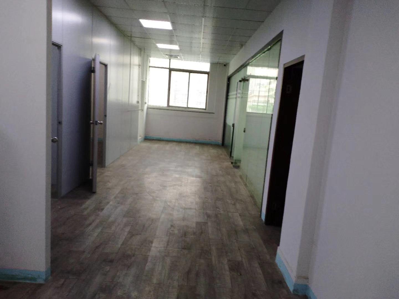 龙岗区横岗新出楼上二楼260精装修办公场地,适合电商办公等