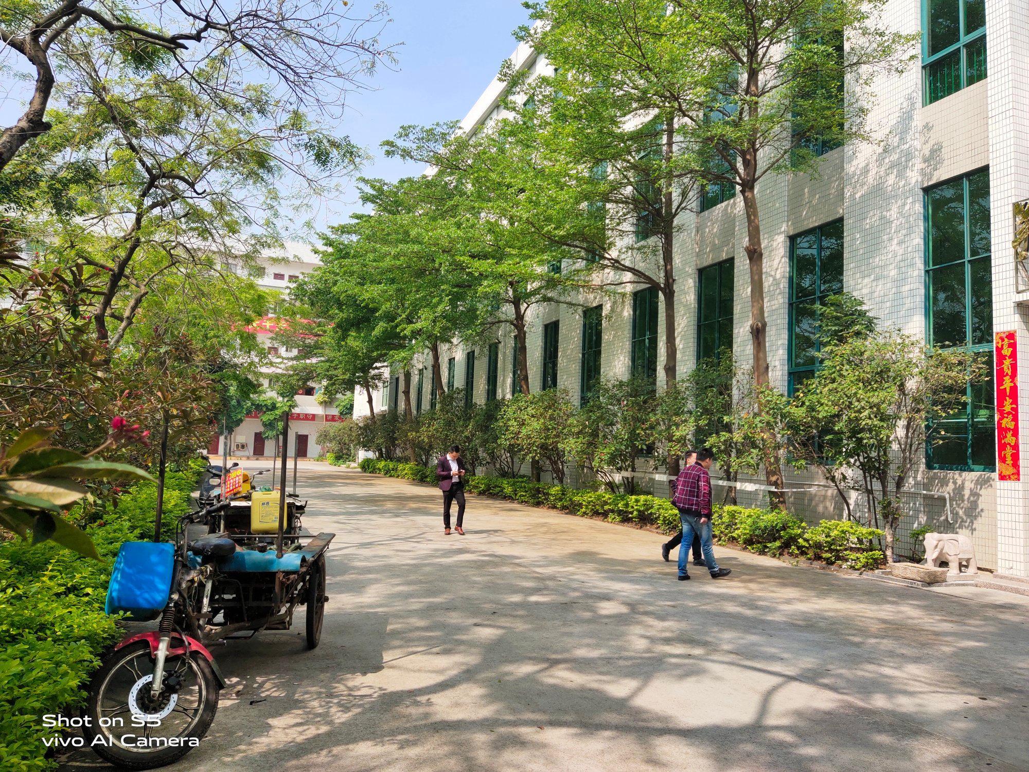 均安镇大型园区独院1-3层共约6250平方水电齐全有房产证