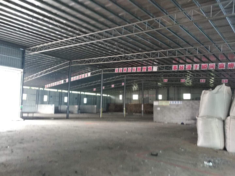 黄埔南岗街道独门独院原房东滴水7米钢结构厂房仓库出租