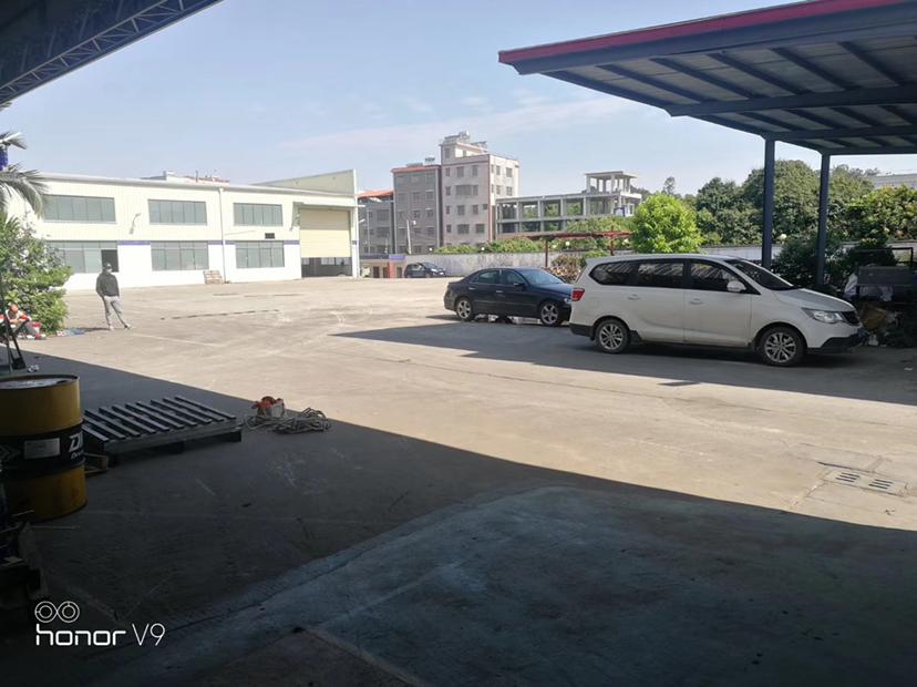 惠州市惠阳区镇隆镇13000平米独院钢构厂房出租