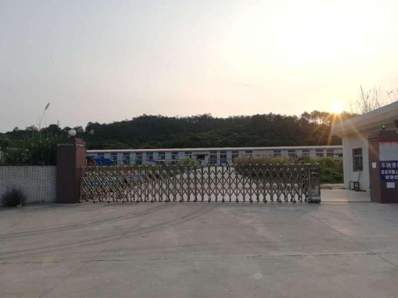 惠州市空地超大砖墙到顶单一层厂房出租