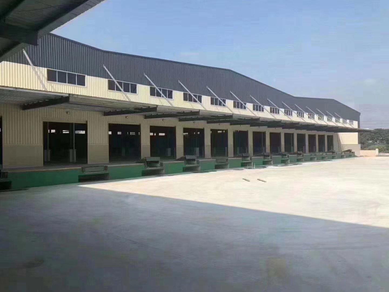 深圳福田全新带卸货平台高标仓库5000平米,200起分