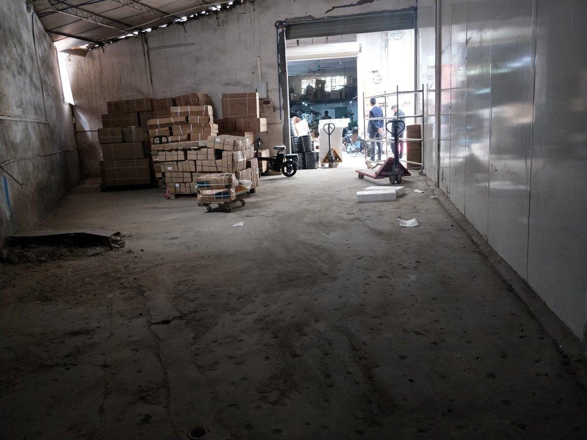 广州市海珠区新出200平方仓库出租