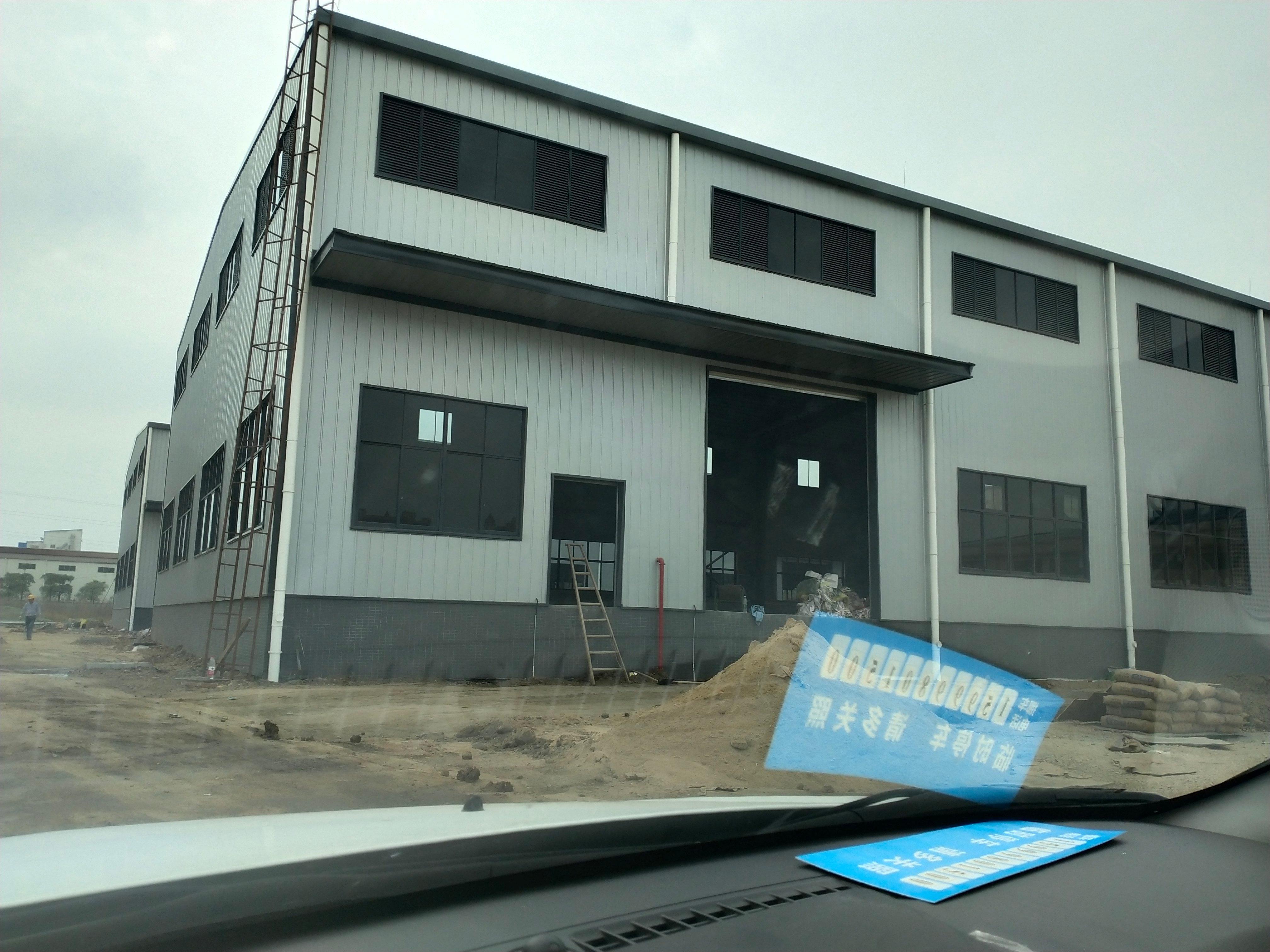 荔湾区独院单一层厂房出租6510平方