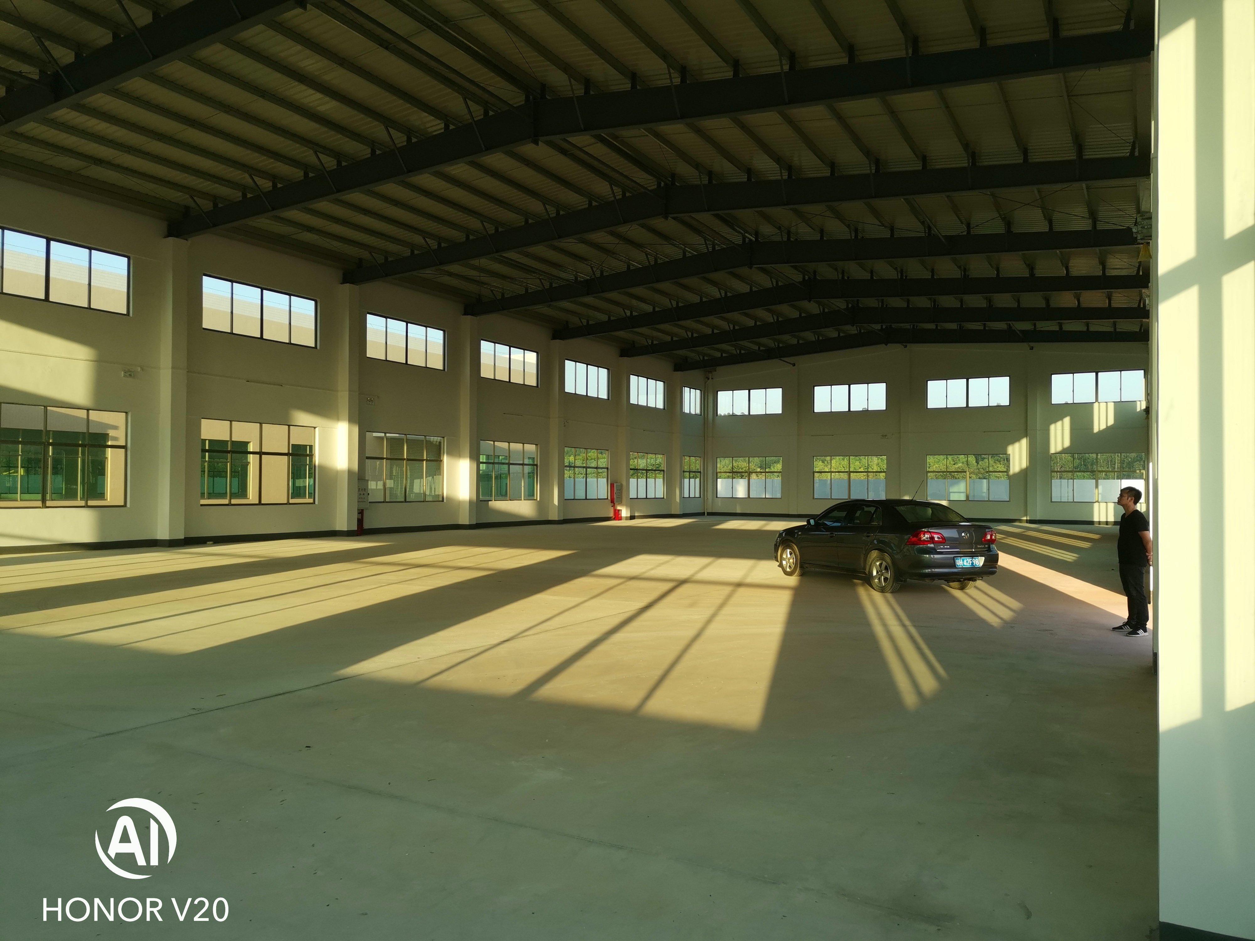 佛山高明杨和14000方标准厂房适合服装纺织电子仓库食品行业