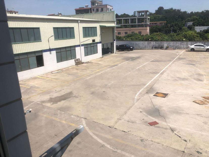 惠阳镇隆独院钢构13000平出租可分租可办环评