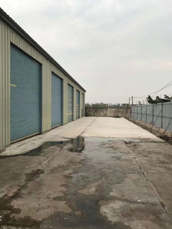 有空地,适合做仓库、物流、废品回收。价格优惠