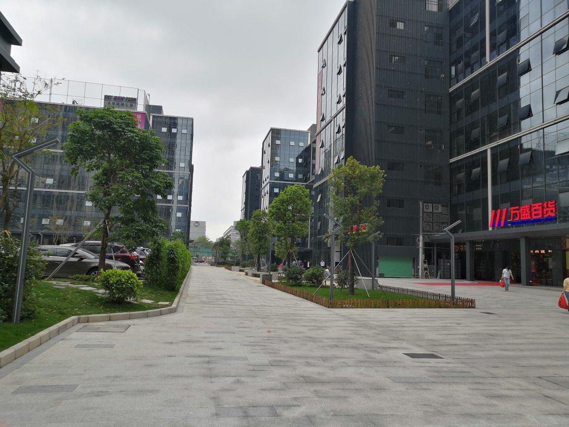 坂田雪象地铁站中浩新城230至25800平自由组合租35起