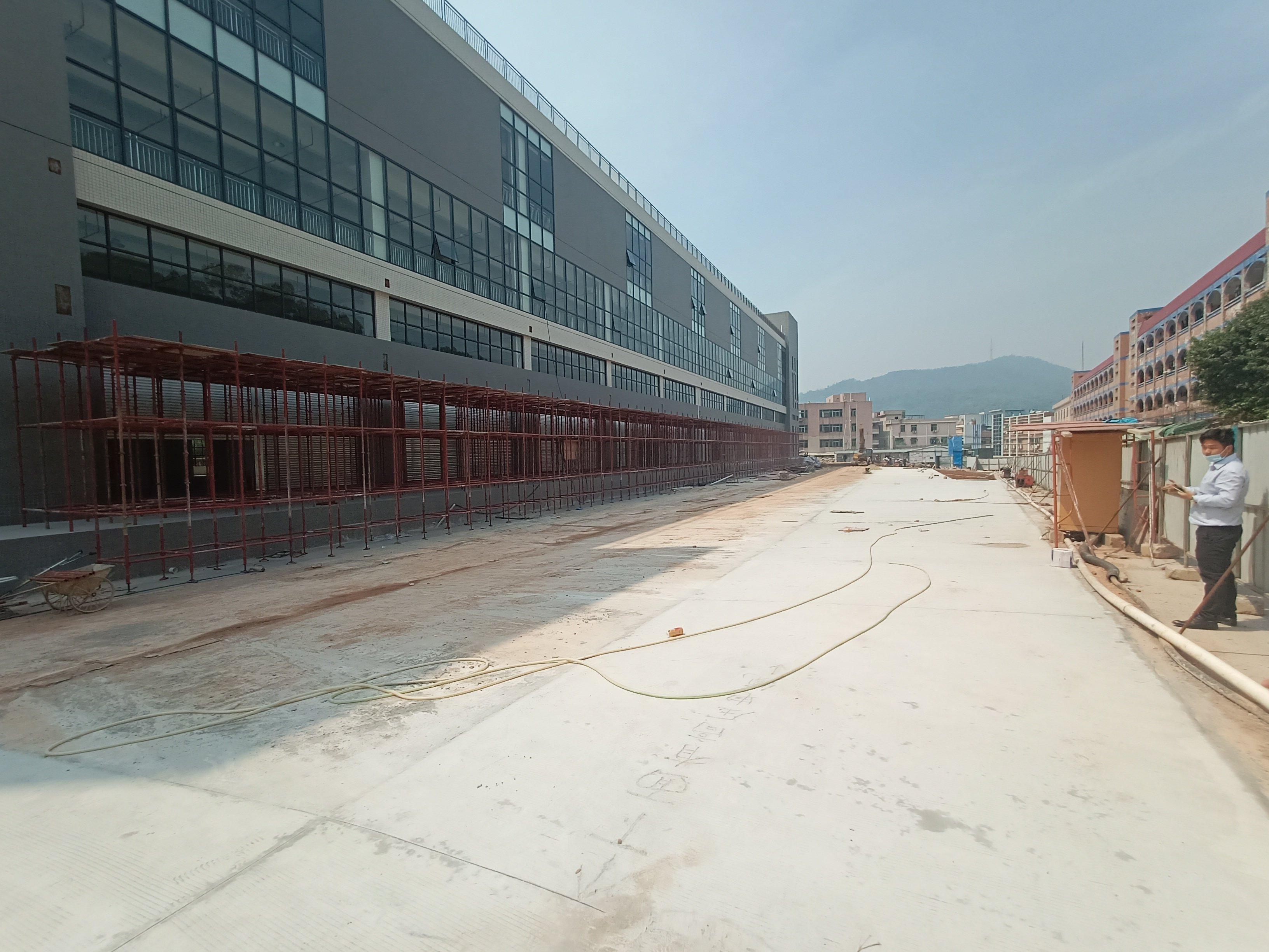 国际信立农批市场新建高台仓库22000平出租可做冷库